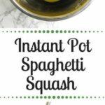instapot spaghetti