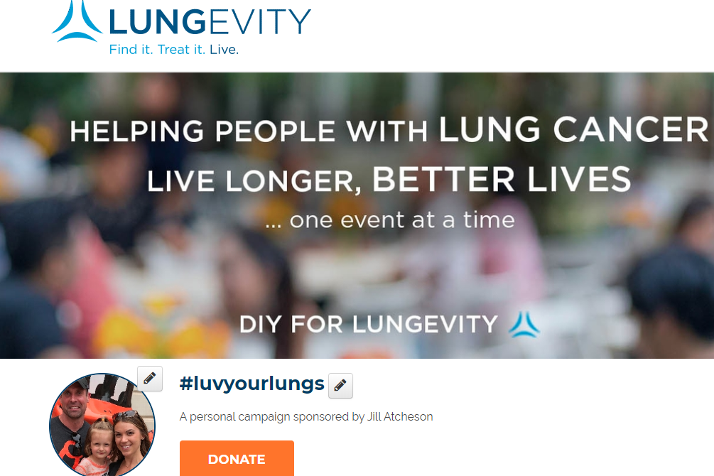 lung cancer awareness november