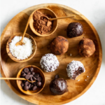 chocolate hemp protein balls