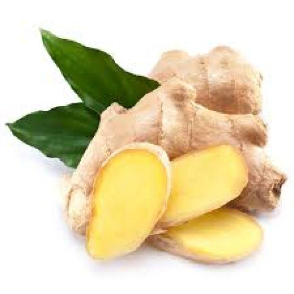 ginger root a day