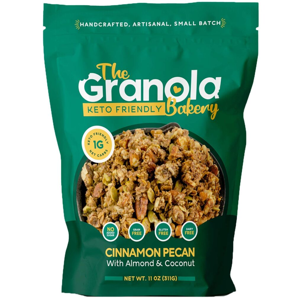 keto granola