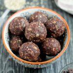 Chocolate-Mushroom Balls