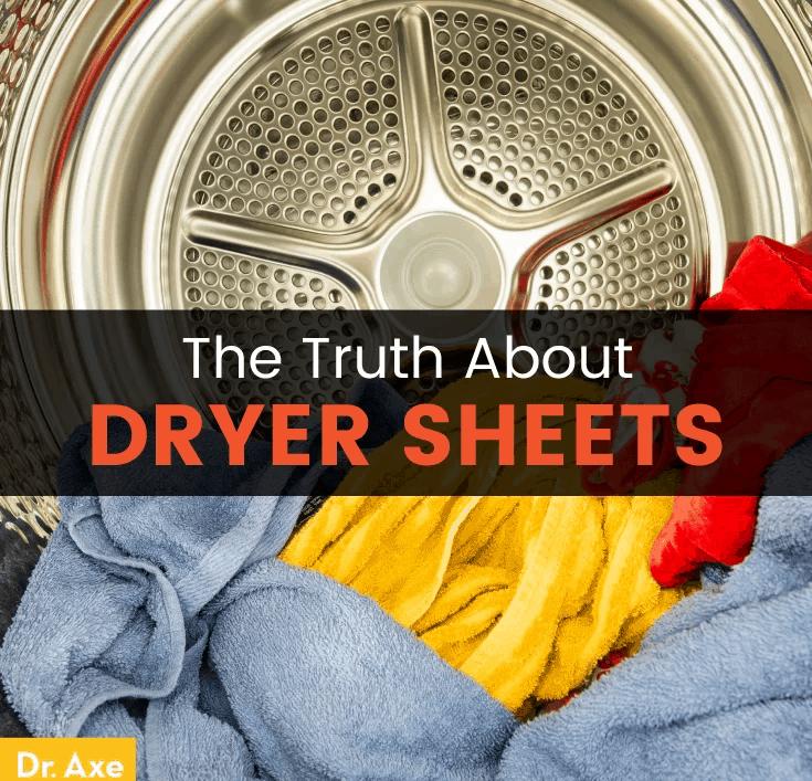 wool dryer sheets