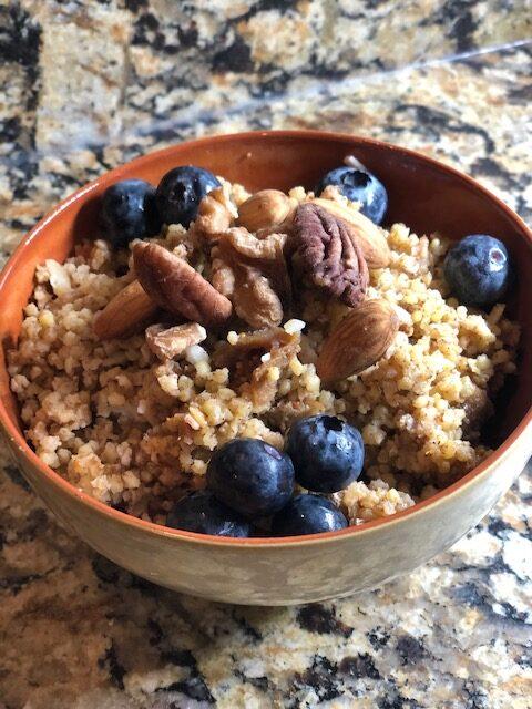 lectin free muesli breakfast cereal