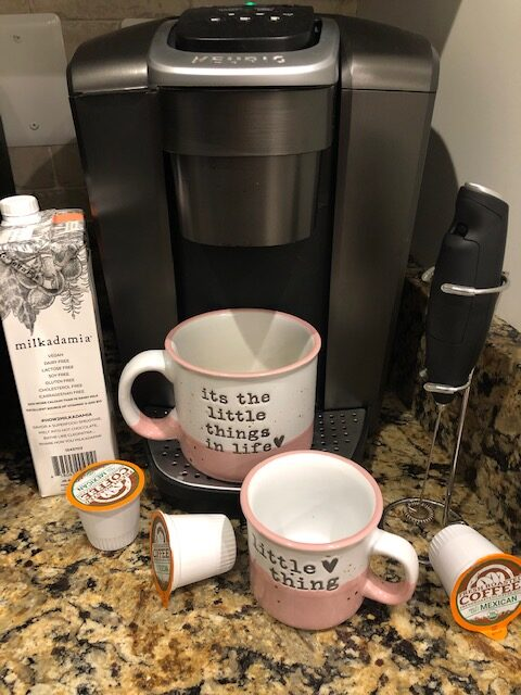 new brew coffee